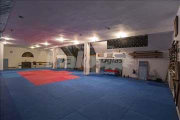 Izdavanje prostora za sve vrste treninga