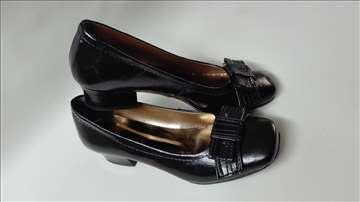 Crne sa mašnom elegantne br.36-41