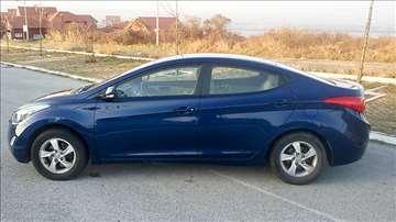 Hyundai Elantra 1.6 DOHC 4VR