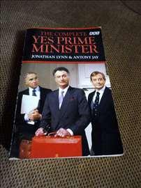 Yes Prime Minister - Jonathan Lynn & Antony Jay