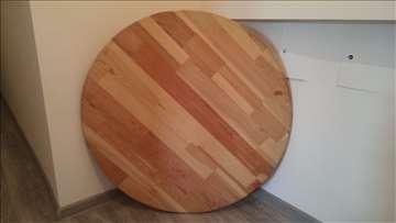 Drvena ploča za sto