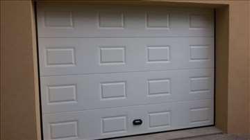 Segmentna garažna i industrijska vrata