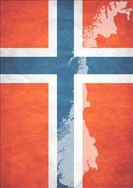 Norvežanka predaje norveški u Beogradu