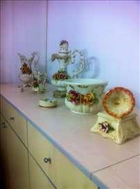 Porcelanski dekorativni predmeti