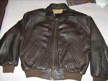 Muška kožna jakna kao nova!!
