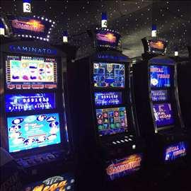 Iznajmljivanje automata za igre na sreću