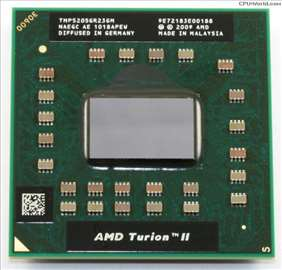 AMD Turion II mobile processor M520 / 2.3 GHz