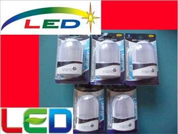 LED Svetiljka, Senzor dan-noc / Forel / 5 komada