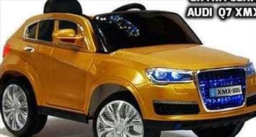 Bmw X6 Auto Na Akumulator Sa Daljinskim Zlatni Halo Oglasi