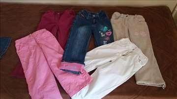 Pantalone 5 pari komplet