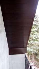 Ugradnja panela i svih limarijiskih konstrukcija