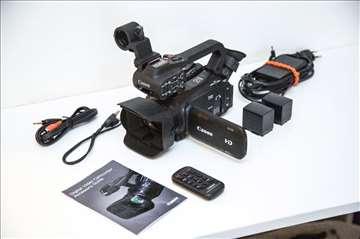 Canon XA30 u perfektnom stanju + SDcard + baterije