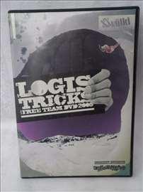 DVD voznja snowboarda Voelkl Logis Tricks