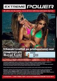 Solarijum-Pramium Royal Gold lampe 160 w