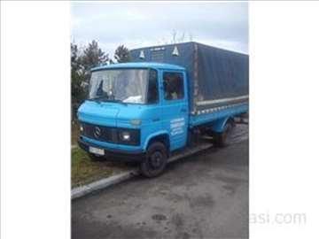 Transport kamionima do 4 tone - povoljno