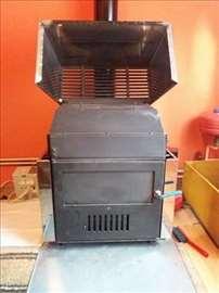 Kamin-kotao za etažno grejanje