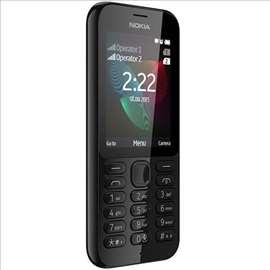 Nokia 222 Dual SIM, crn