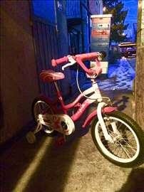 Bicikl za devojčice Fairy 16