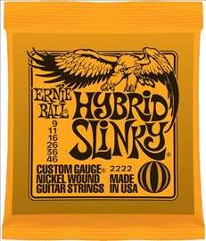 Ernie Ball 2222 Hybrid Slinky žice za gitaru