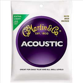 Martin M170 žice za akustičnu gitaru
