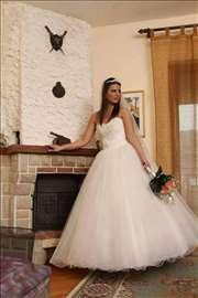 Prodajem prelepu dobro očuvanu venčanicu