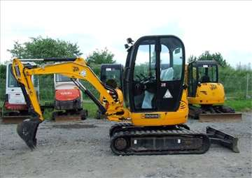 JCB 8025 ZTS bager