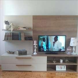 TV komoda Flox    ( 2000x 418x1444 mm )