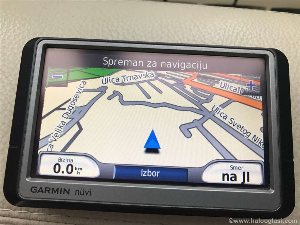 Garmin Nuvi 250w 4 3 Mape Srbija I Evropa 2020 Halo Oglasi