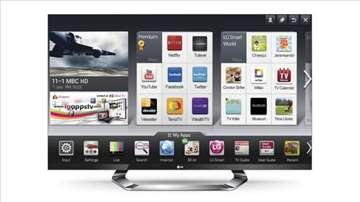 LG televizori  2017, novo,  2 god garan. LH serija
