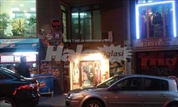 Lokal , trzni centar Balkanska br.29