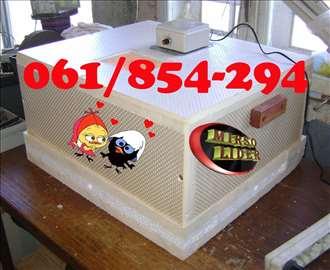 Poluautomatski inkubator 100 jajnih mjesta