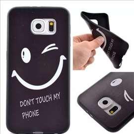 Samsung Galaxy S6 Edge, zaštitna maska, nova