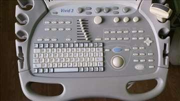 Ultrazvuk kolordopler GE Vivid 3