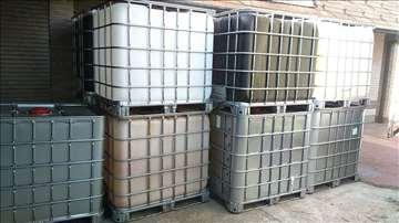Plastične cisterne 1000 l