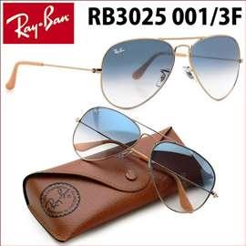 RayBan 3025 001/3F Gradient Blue - 50%