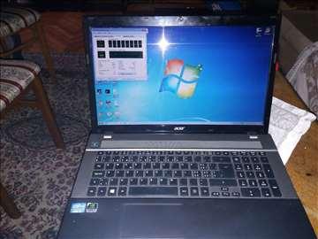 """Acer V3-771G i7 17,3"""" 8GB+2GB grafika, hitno"""