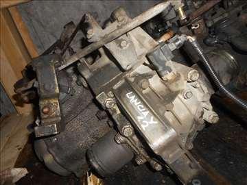 Lancia Ypsilon 1.2 menjač