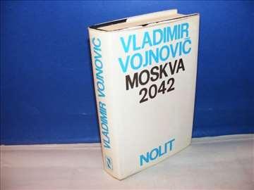 Moskva 2042    Vladimir Vojnović