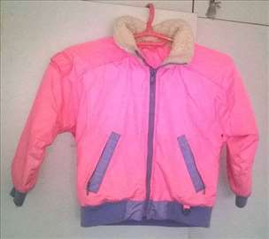 Nepromočiva zimska jakna za devojčice iz SAD-a