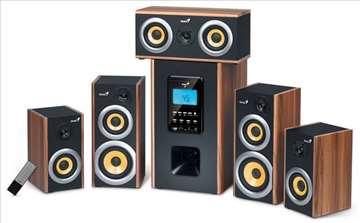 Sorround System zvučnici 5.1 Genius SW-HF5.1 5200