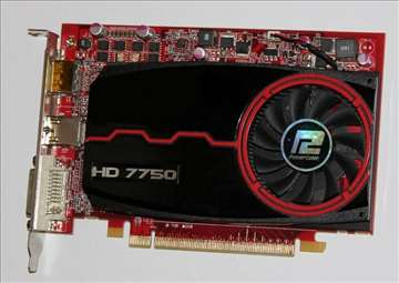 ATI HD 7750 1GB DDR5