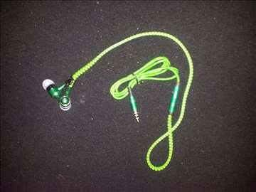 Slušalice rajsferšlus