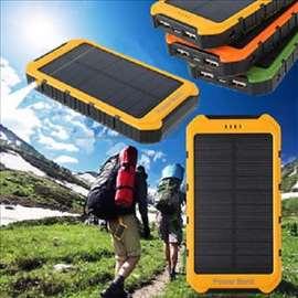 Solar Smart Power Bank 28000mAh