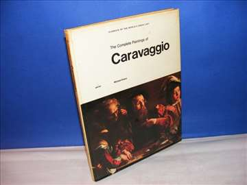 The Complete Paintings of Caravaggio