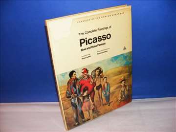 The Complete Paintings Picasso  Blue and Rose Peri