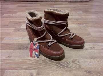 Pepe Jeans London BRANDO MOUNTAIN ženske čizme