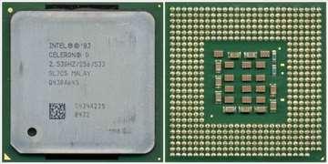 Procesors Intel Celeron D 2.4GHz