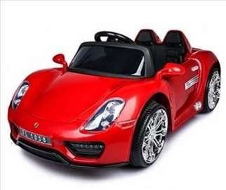 Auto na akumulator za decu - Porsche - NOVO