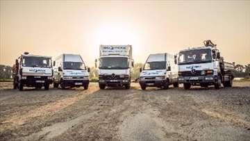 Prevoz i dostava građevinskog materijala