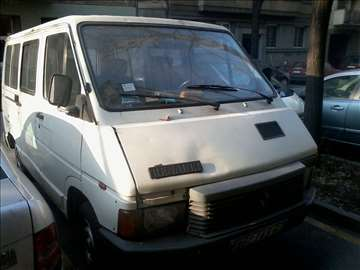 Renault Trafic W5